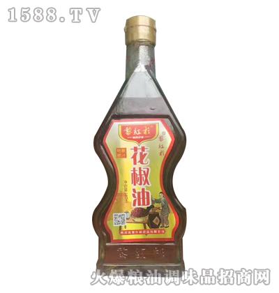 黎红杉花椒油(特麻原汁)360ml