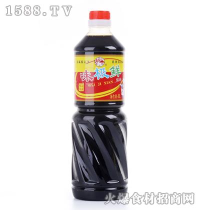 青云山味极鲜酱油1L