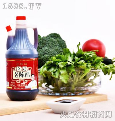 立功牌老陈醋(手工五年)800ml