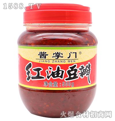 酱掌门红油豆瓣500g