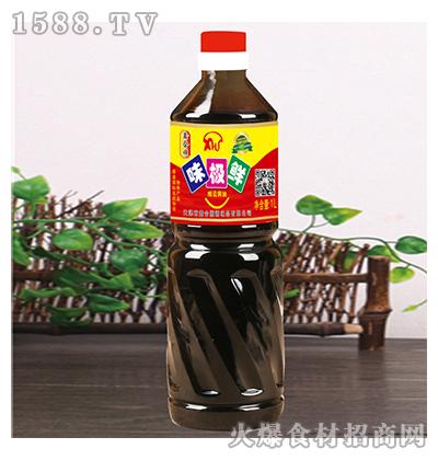 鑫和顺味极鲜酿造酱油1L