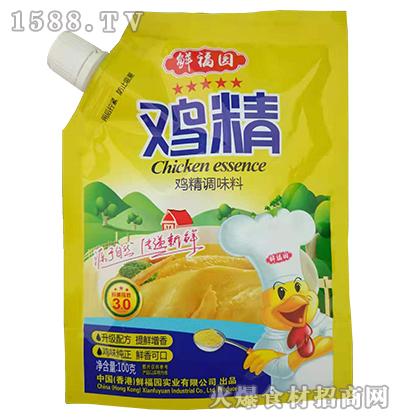 鲜福园鸡精调味料100g