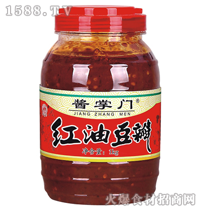 酱掌门红油豆瓣1kg