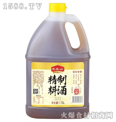龙头山精制料酒1.75L