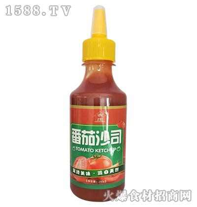 农庄番茄沙司280g