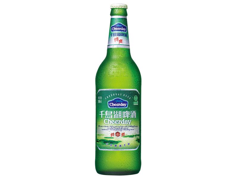 8度580ml特爽_杭州千岛湖啤酒有限公司-火爆糖酒食品.