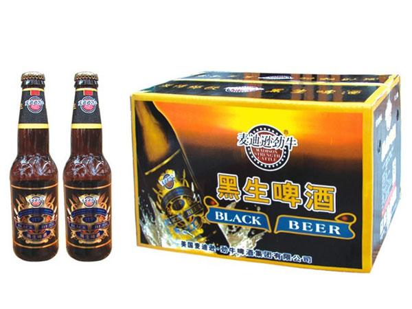 麦迪逊劲牛-黑生啤酒_青岛青冠啤酒甘肃办事处-火爆