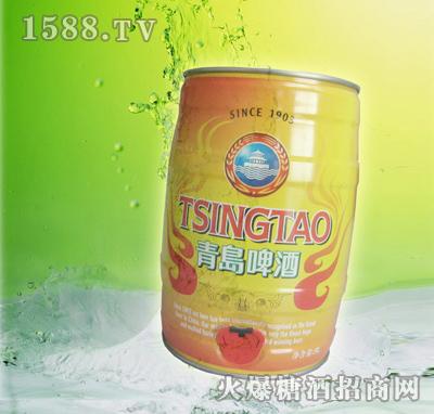 青岛啤酒桶装_产品图片搜索-火爆糖酒招商网【1588