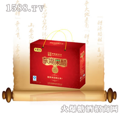 东湖果醋礼盒