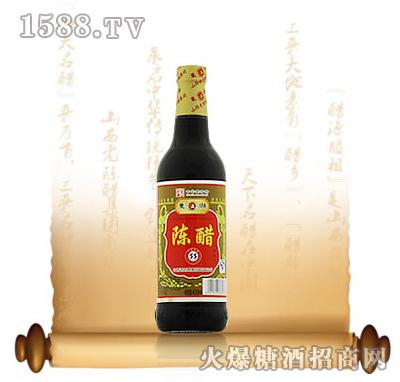 红标陈醋420ML