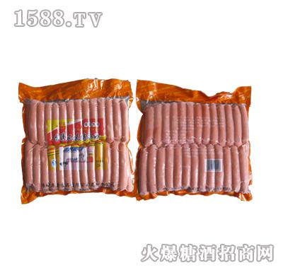台湾风味烤香肠-食品招商信息
