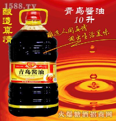 青岛酱油|青岛灯塔酿造有限公司-调味品招商信息-火爆
