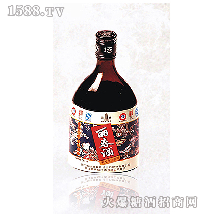 蓝标丽春酒500ml|浙江塔牌绍兴酒有限公司-名酒招商