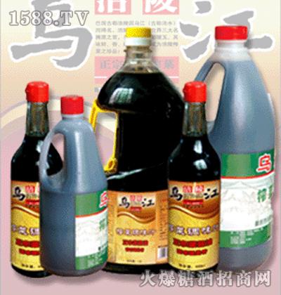 乌江榨菜酱油