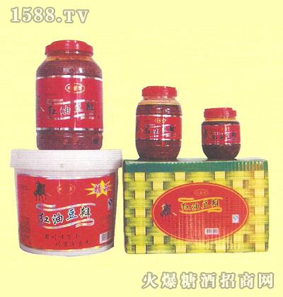 鲁川公司红油豆瓣