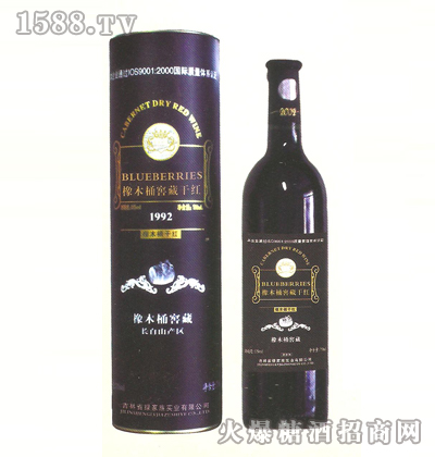圆桶橡木桶干红葡萄酒-名酒招商信息