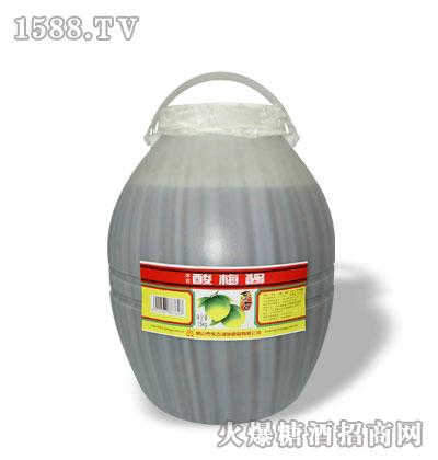 东古冰花酸梅酱15kg