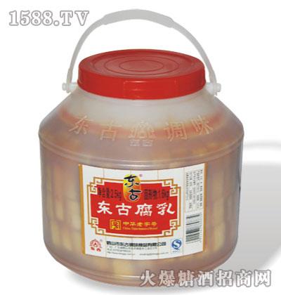 东古牌腐乳2.5kg