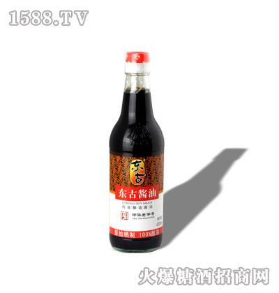 东古酱油410ml