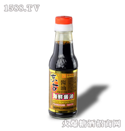 东古海鲜酱油150ml