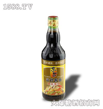 东古凉拌酱油500ml