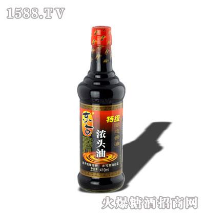 东古浓头油410ml