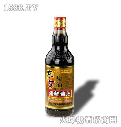 东古海鲜酱油500ml