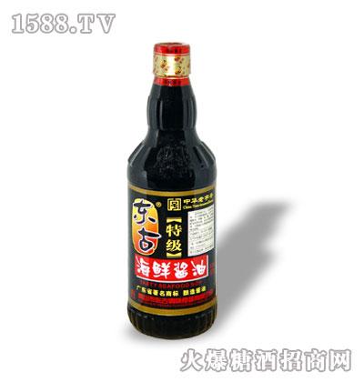 东古特级海鲜酱油500ml