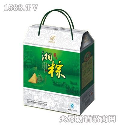 西服式的长方形礼盒包装