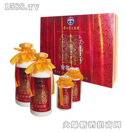 贵州王金福吉祥|贵州茅台酒厂集团技术开发公司-名酒