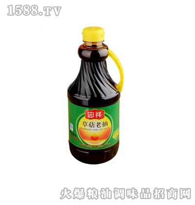 800ml草菇老抽酱油