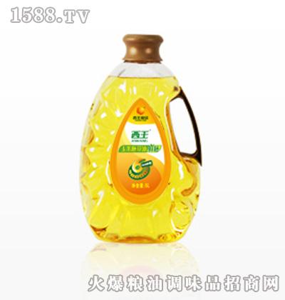 山东西王玉米胚芽油(鲜胚)5L