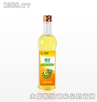 西王玉米胚芽油(鲜胚)900ml