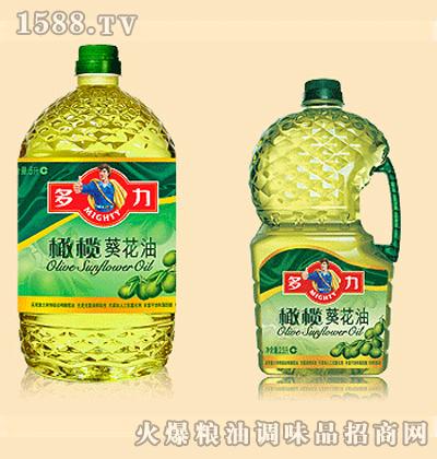 多力橄榄葵花油