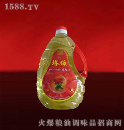 塔缘-纯红花籽油(2L)