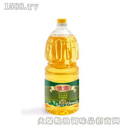 金浩茶油2.5L茶籽橄榄油