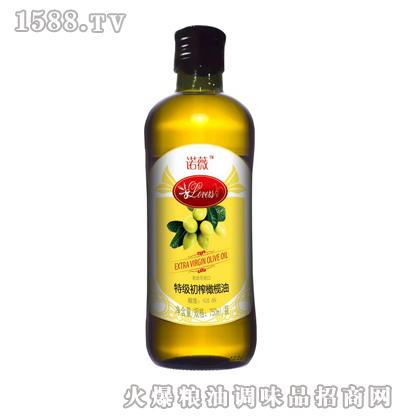 金浩诺薇特级初榨橄榄油750ml