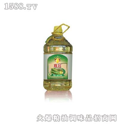 精炼一级大豆油(5L)