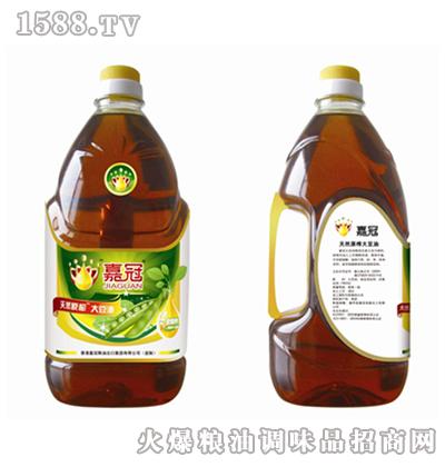 天然原榨大豆油(非转基因)(4.0L)