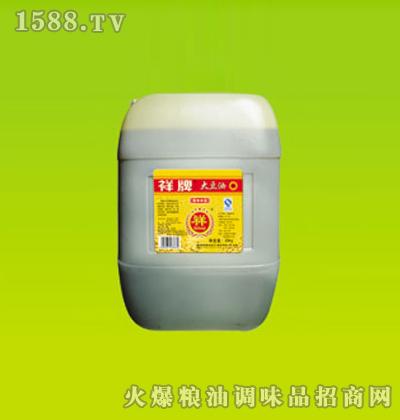 中包装四级大豆油
