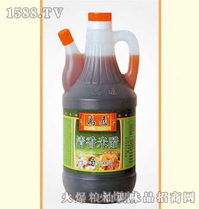 万通清香米醋800ml