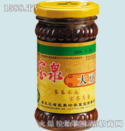 宝泉大豆酱瓶装