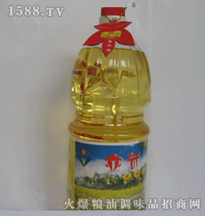 2.5升一级菜籽油