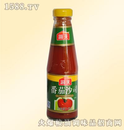 海天番茄沙司250g