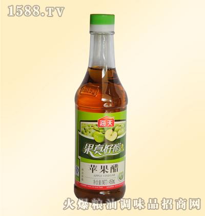 海天苹果醋450ml