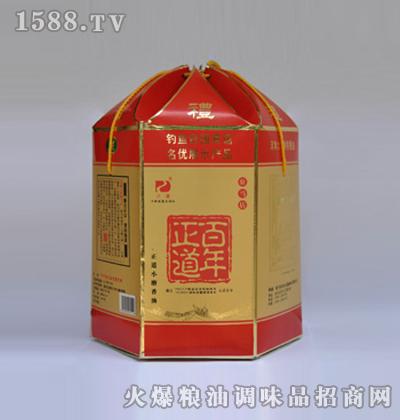 正道320mlX3+360g芝麻酱金卡礼盒