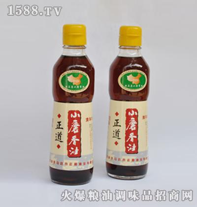 正道小磨香油320ml