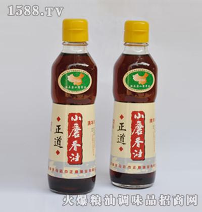 正道小磨香油460ml(两瓶)