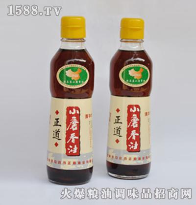 正道小磨香油460ml