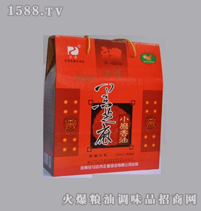 正道320mlX4-黑芝麻礼盒